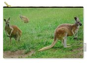Wonderful Wallabies Carry-all Pouch