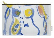 Wondering Amy Carry-all Pouch