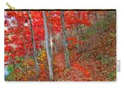 Wonders Of Autumn  Carry-all Pouch