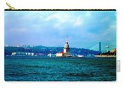 Wonders Of Istanbul Carry-all Pouch