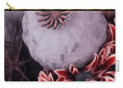 Wonderworld Of Flowers Carry-all Pouch