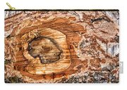 Wood Detail Carry-all Pouch by Matthias Hauser