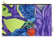 Wood Duck Tree Carry-all Pouch