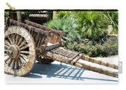 Wood Hand Cart II Carry-all Pouch