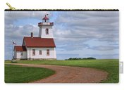 Wood Islands Lighthouse - Pei Carry-all Pouch
