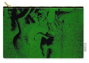 Wood Nymphs In Green Night Sight Carry-all Pouch