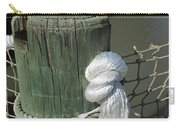 Wood Post Carry-all Pouch by Nelson Watkins