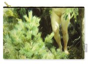 Wood-sprite Carry-all Pouch