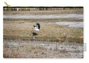 Wood Stork And Herons Carry-all Pouch