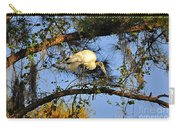 Wood Stork Perch Carry-all Pouch