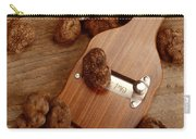 Wood Truffle Slicer Carry-all Pouch