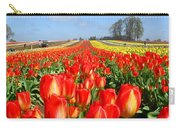 Woodburn Tulip Fields Carry-all Pouch