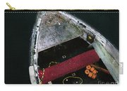 Wooden Boat Carry-all Pouch