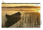 Wooden Boat Carry-all Pouch by Veikko Suikkanen