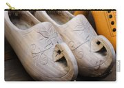 Wooden Clogs Carry-all Pouch