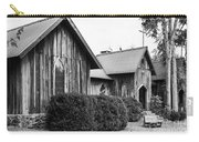 Wooden Country Church 2 Carry-all Pouch