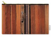 Wooden Doors Carry-all Pouch