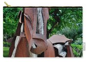 Wooden Horse16 Carry-all Pouch