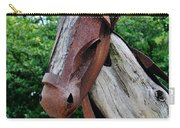Wooden Horse20 Carry-all Pouch