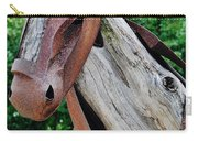 Wooden Horse21 Carry-all Pouch