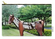 Wooden Horse22 Carry-all Pouch