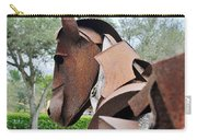 Wooden Horse26 Carry-all Pouch