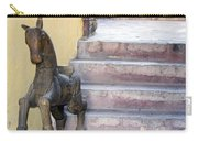 Wooden Horses 2 Carry-all Pouch