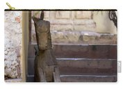 Wooden Horses Carry-all Pouch