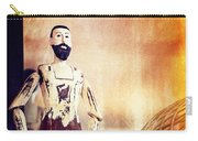 Wooden Man Carry-all Pouch