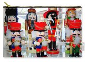 Wooden Soldiers Carry-all Pouch