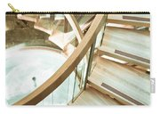 Wooden Staircase Carry-all Pouch