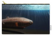 Wooden Submarine Ictineo II Lv Carry-all Pouch