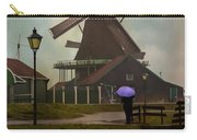 Wooden Windmill In Holland Carry-all Pouch