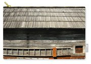 Wooden Window And Roof  Carry-all Pouch