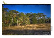 Woodland And Marsh Carry-all Pouch by Marvin Spates