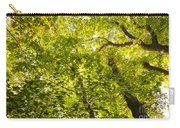 Woodland Background 02 Carry-all Pouch