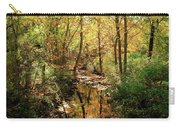 Woodland Brook  Carry-all Pouch