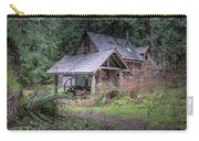 Rustic Cabin Carry-all Pouch