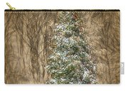 Woodland Christmas Carry-all Pouch