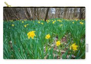 Woodland Daffodils Carry-all Pouch