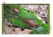 Woodland Mosses Carry-all Pouch