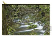 Woodland Stream - Monk's Dale Carry-all Pouch