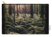 Woodland Trees Carry-all Pouch