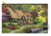 Woodland Walk Cottage Carry-all Pouch