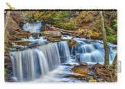 Wateralls In The Woods Carry-all Pouch
