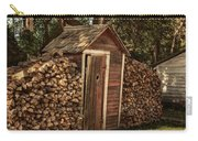 Woodpile And Shed Carry-all Pouch