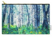 Woods 1 Carry-all Pouch