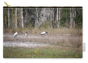 Woodstork Carry-all Pouch