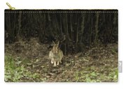 Woodsy Rabbit Carry-all Pouch