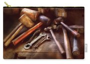 Woodworker - A Collection Of Hammers  Carry-all Pouch